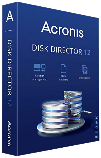 Acronis Disk Director 12.0 Build 96 (PL)