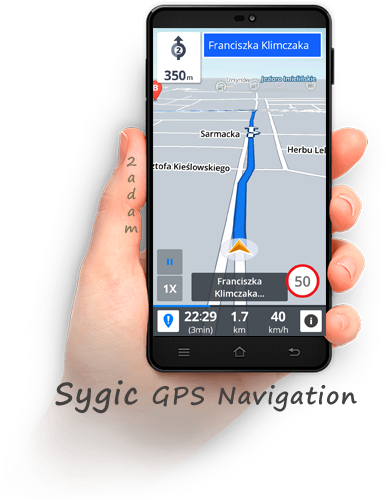 Sygic GPS Navigation & Maps v 17.2.10 (PL)