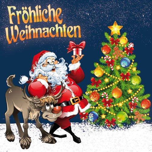 Открытки на немецкое рождество