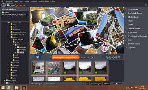Ashampoo Photo Optimizer v7.0.0.34 (PL)