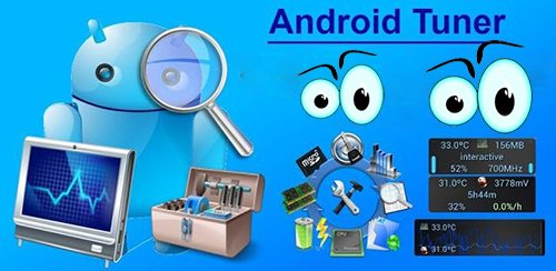 3C Toolbox Pro v1.9.6.5 / Android Tuner Pro