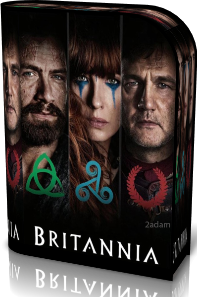 Brytania (2018) KiT-MPEG-TS-HDV-720p-H.264-AC-3 / Serial /PL