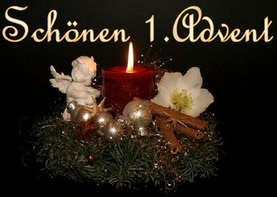 Schönen 1 Advent Wünsche Euch