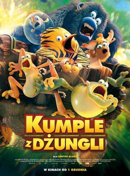 Kumple z dżungli (2017) KiT-MPEG-TS-HDV-544-AC-3/Dubbing/PL