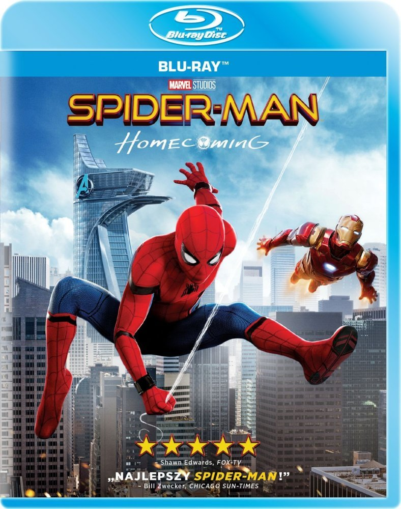 Spider-Man: Homecoming (2017) MULTi.1080p.CCE.Blu-ray.AVC.DTS-HD.MA.5.1-GMslbenfica | Dubbing PL i Napisy PL
