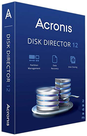 Acronis Disk Director 12.0 Build 96 (PL)