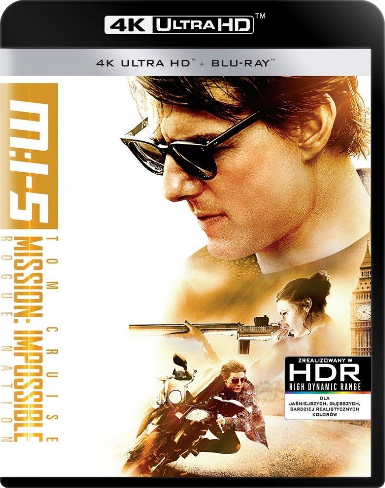Mission: Impossible - Rogue Nation (2015) MULTi.COMPLETE.UHD.BLURAY-BB / Lektor PL i Napisy PL