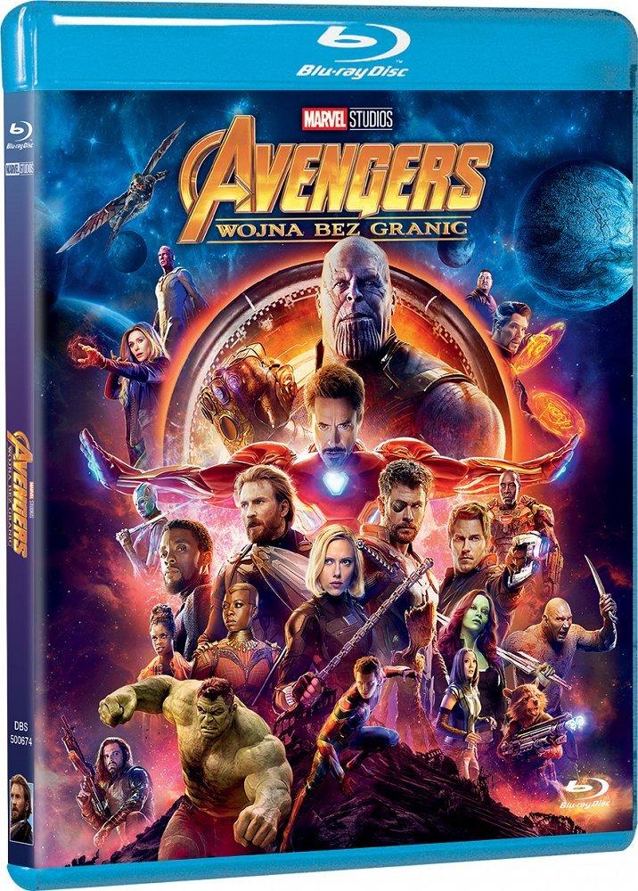 Avengers: Wojna bez granic / Avengers: Infinity War (2018) DUAL.BD9.ReENCODED.1080p.Blu-ray.AVCHD.DD5.1-DF4B  / Dubbing PL i Napisy PL