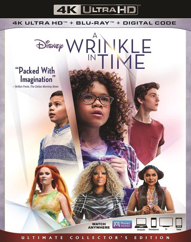 Pułapka czasu / A Wrinkle in Time (2018) MULTi.2160p.REMUX.UHD.BluRay.HEVC.HDR.TrueHD.MA.7.1-PSiG / Lektor PL, Dubbing PL i Napisy PL
