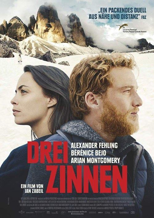 Trzy szczyty / Three Peaks / Drei Zinnen (2017) PL.1080p.WEB-DL.x264-KiT / Lektor PL