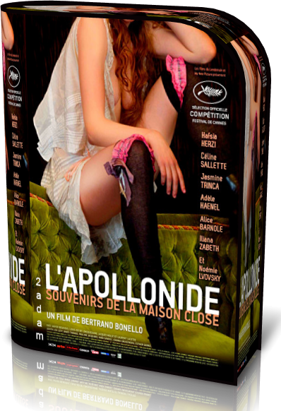 Apollonide. Zza okien domu publicznego (2011) KiT-MPEG-4-448p-H.264-AVC-AAC / Napisy /PL