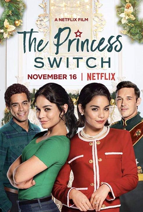 Zamiana z księżniczką / The Princess Switch (2018) PL.1080p.NF.WEB-DL.x264.AC3-KiT / Lektor PL
