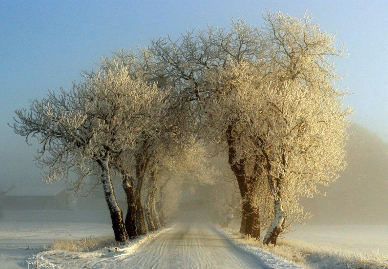 Zimski pejzaži-Winter landscapes Frujagthgeb