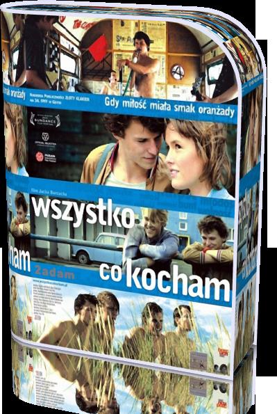 Wszystko, co kocham (2009) TVrip-MPEG-4-H.264-AVC-AAC /PL