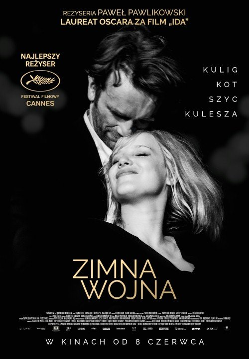 Zimna wojna (2018) POL.DVDRip.x264-P2P / PL (Film Polski)